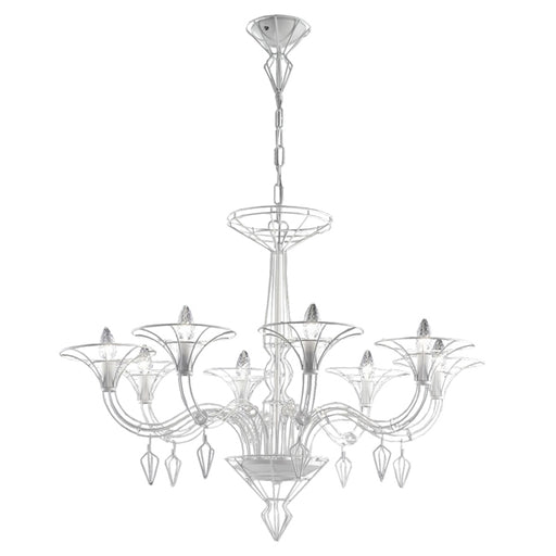 Dedalo 8A Chandelier from Metal Lux | Modern Lighting + Decor