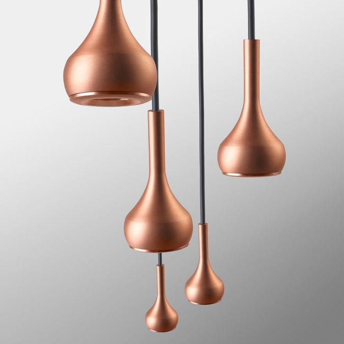 Mini C-197/5 Pendant Light from Pujol Iluminacion | Modern Lighting + Decor