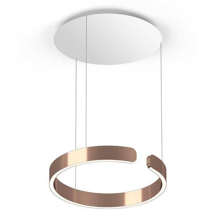 Mito Sospeso 40 Up Pendant Light from Occhio | Modern Lighting + Decor