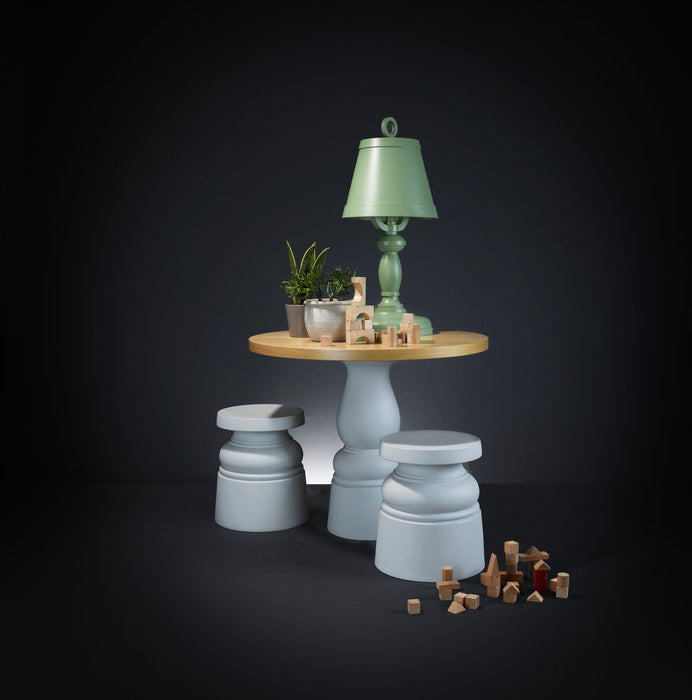 Container Stool | Modern Lighting + Decor