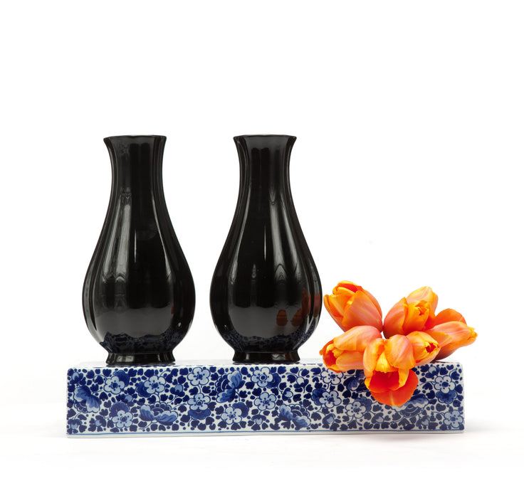 Delft Blue No 10.3 Vase | Modern Lighting + Decor