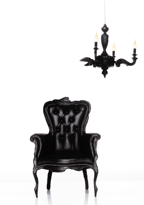 Smoke Arm Chair | Modern Lighting + Decor