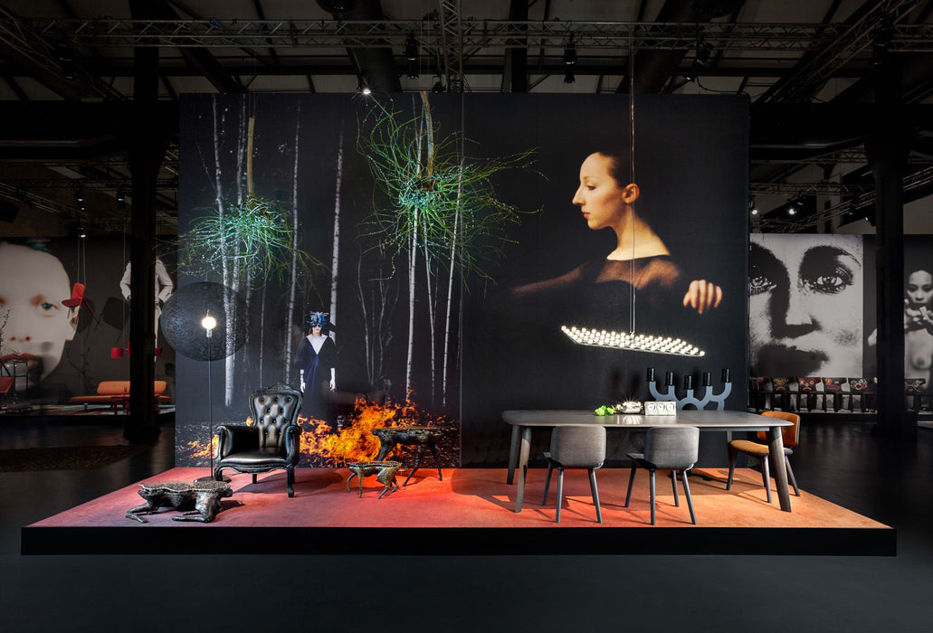 Buy online latest and high quality Space Frame Ul Suspension from Moooi | Modern Lighting + Decor