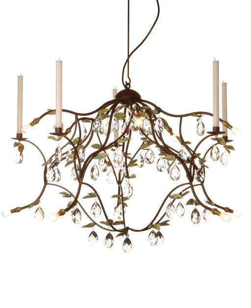 Jahreszeiten chandelier - Spring from Anthologie Quartett | Modern Lighting + Decor