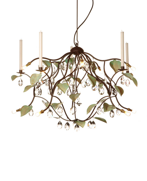Jahreszeiten chandelier - Summer from Anthologie Quartett | Modern Lighting + Decor