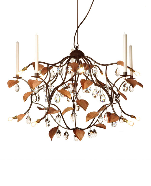 Buy online latest and high quality Jahreszeiten chandelier - Autumn from Anthologie Quartett | Modern Lighting + Decor