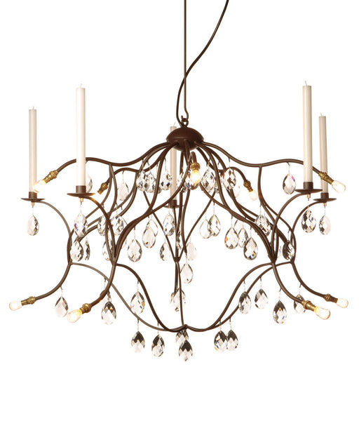 Buy online latest and high quality Jahreszeiten chandelier - Winter from Anthologie Quartett | Modern Lighting + Decor