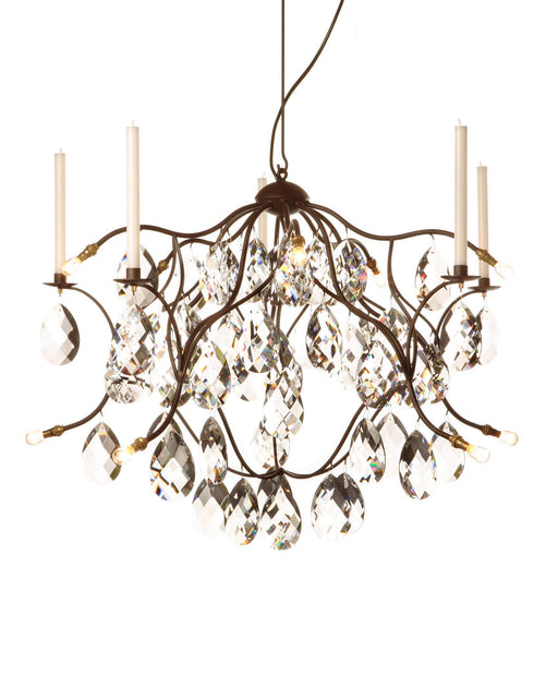 Buy online latest and high quality Jahreszeiten chandelier - Ice Age from Anthologie Quartett | Modern Lighting + Decor