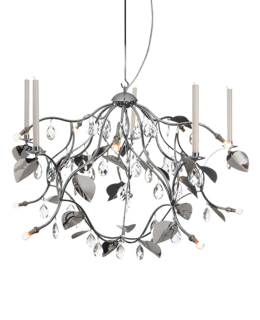 Jahreszeiten chandelier - Frost from Anthologie Quartett | Modern Lighting + Decor