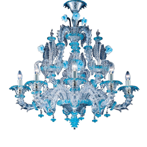 Buy online latest and high quality Morano Chandelier from Mazzega 1946 | Modern Lighting + Decor
