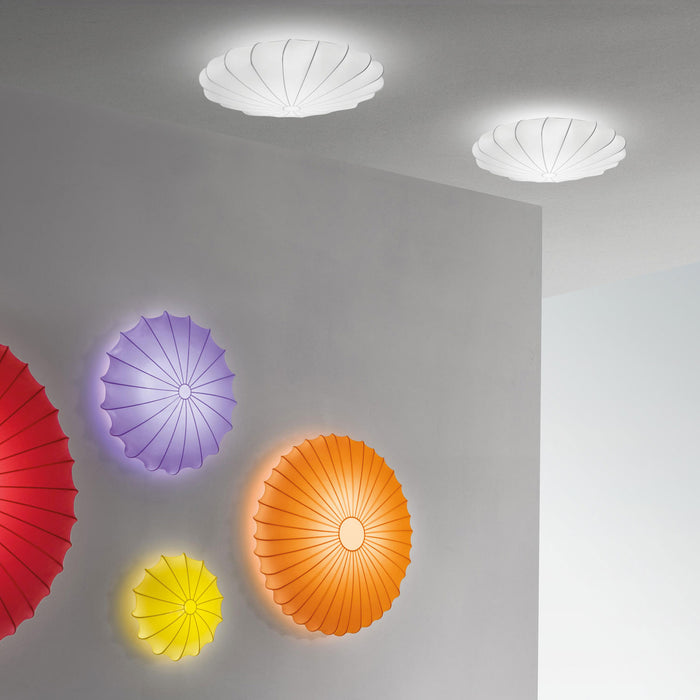 Muse 60 Wall/Ceiling Lamp - LED from Axo | Modern Lighting + Decor