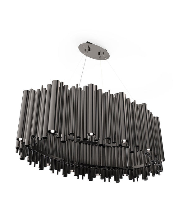 Brubeck Oval Pendant Light from Delightfull | Modern Lighting + Decor