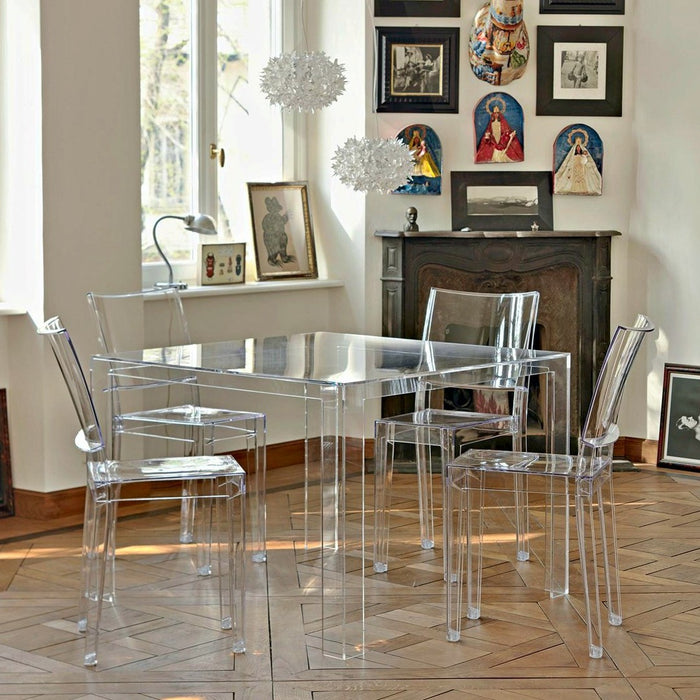 Invisible Table from Kartell | Modern Lighting + Decor