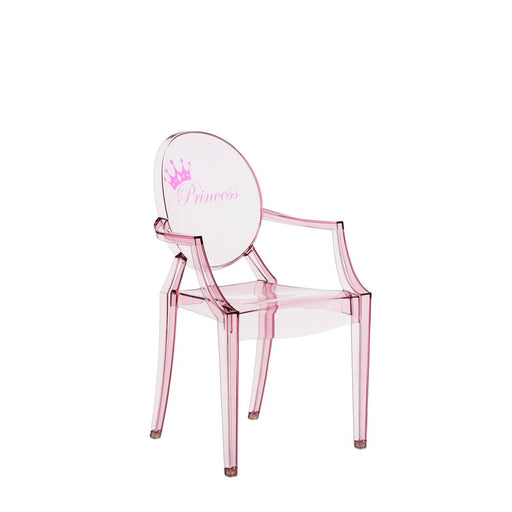 Lou Lou Ghost Special Edition Children's Chair from Kartell | Modern Lighting + Decor
