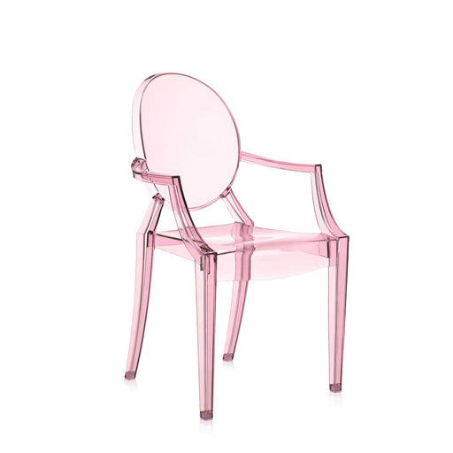 Buy online latest and high quality Lou Lou Ghost Children's Chair from Kartell | Modern Lighting + Decor