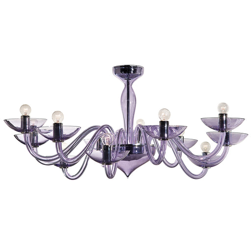Buy online latest and high quality Galbajo Chandelier from Mazzega 1946 | Modern Lighting + Decor