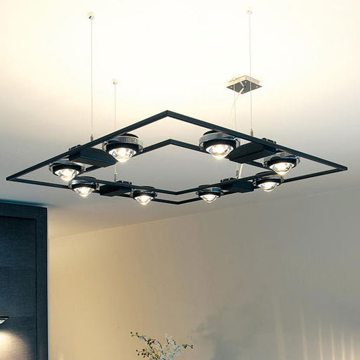 Buy online latest and high quality Ocular 710 Chandelier from Licht im Raum | Modern Lighting + Decor
