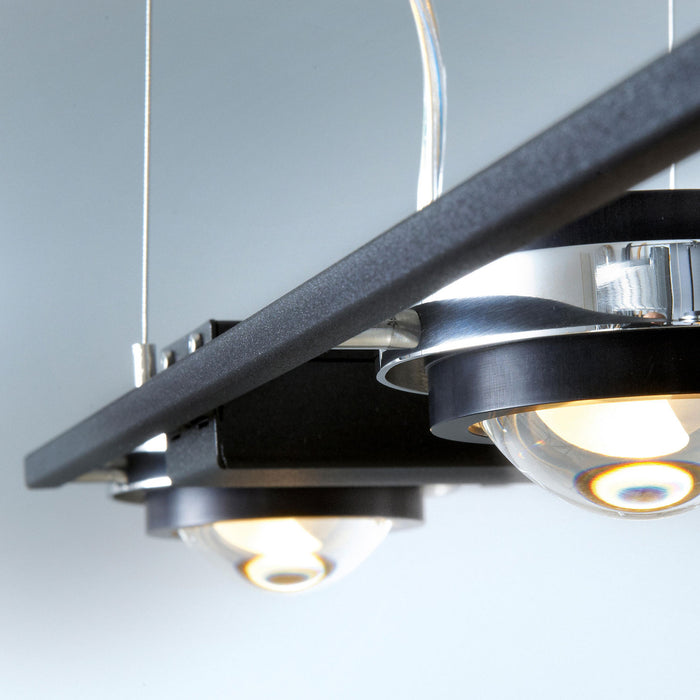 Ocular 4 Low-Voltage Serie 100 Pendant Lamp from Licht im Raum | Modern Lighting + Decor
