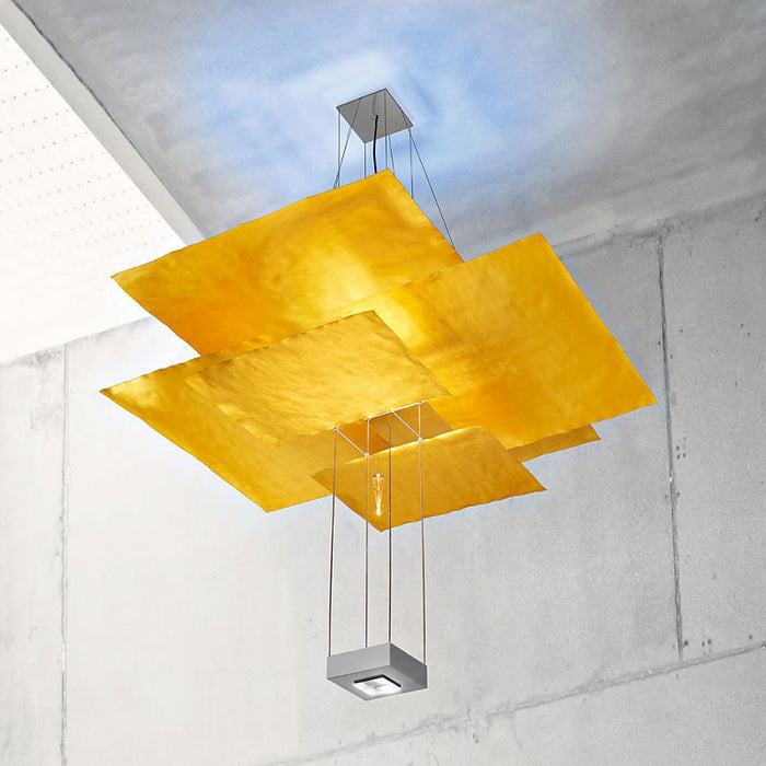 Oh Mei Ma Kabir Pendant Light from Ingo Maurer | Modern Lighting + Decor