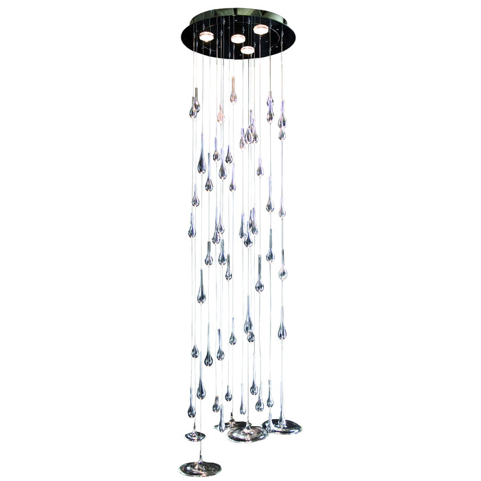 Buy online latest and high quality Ferro Chandelier from Mazzega 1946 | Modern Lighting + Decor