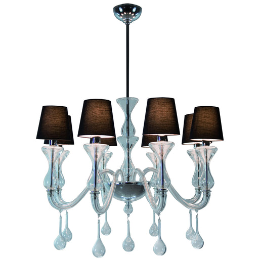 Certosa CERSOV08 Chandelier from Mazzega 1946 | Modern Lighting + Decor