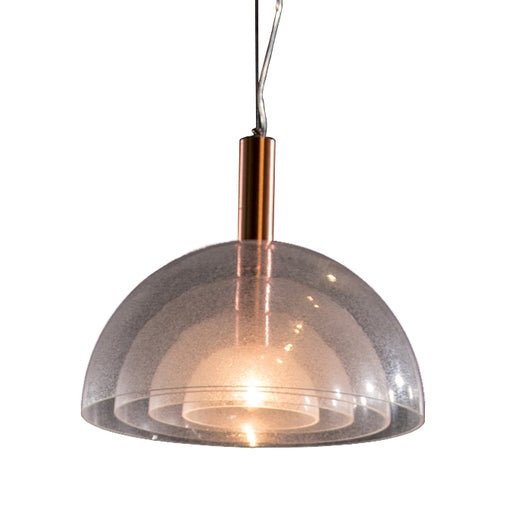 Re-Edition Nason 335 Pendant Light from Mazzega 1946 | Modern Lighting + Decor