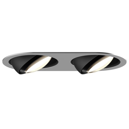 Buy online latest and high quality Pi Piano Doppio LED Recessed Light from Occhio | Modern Lighting + Decor