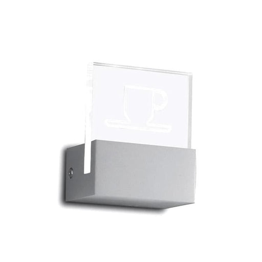 Signe A-920 Wall Lamp - Square from Pujol Iluminacion | Modern Lighting + Decor