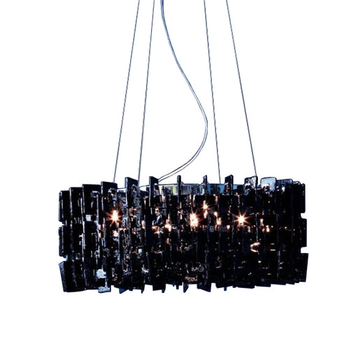 Charlie CHASOMC3 Chandelier from Mazzega 1946 | Modern Lighting + Decor