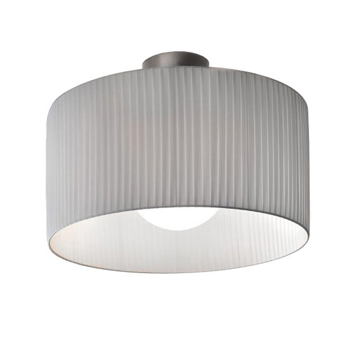 Fog PL Plisse Ceiling Light from Morosini | Modern Lighting + Decor