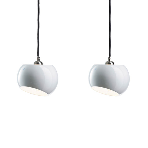 Buy online latest and high quality White Moons 2 Pendant Lamp from Licht im Raum | Modern Lighting + Decor