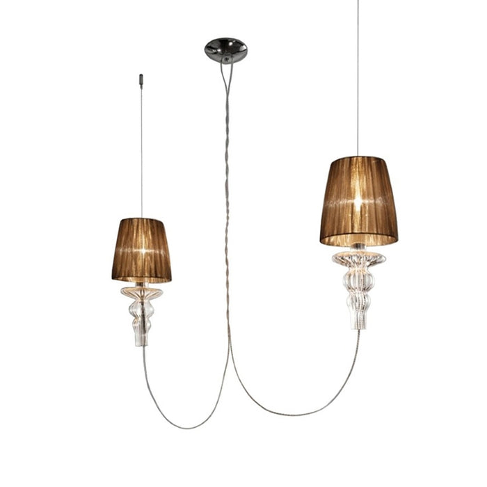 Gadora S2L Suspension Lamp from EviStyle | Modern Lighting + Decor