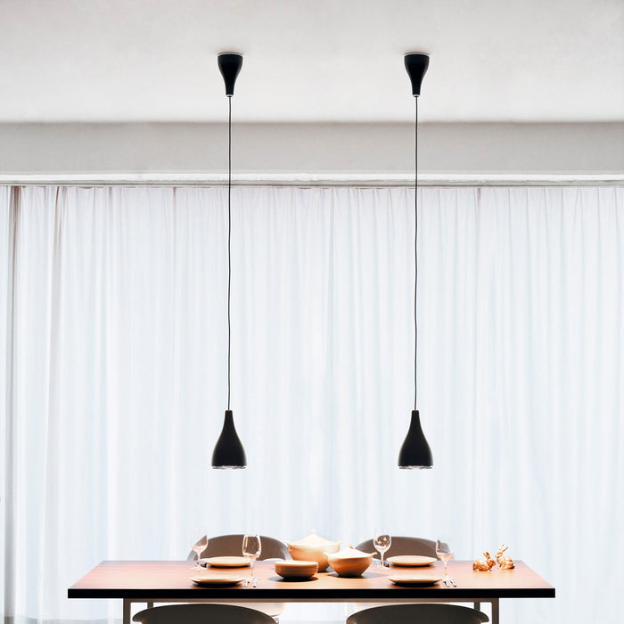 One Eighty Pendant Light - LED from Serien Lighting | Modern Lighting + Decor