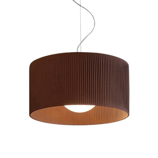 Fog SO Plissé Pendant Light from Morosini | Modern Lighting + Decor