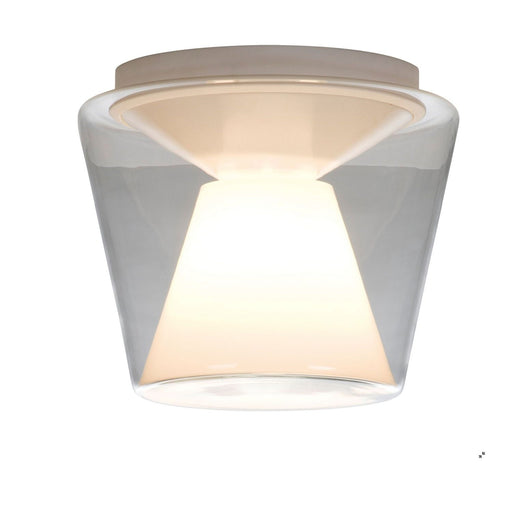 Annex S Clear Opal Ceiling Light from Serien Lighting | Modern Lighting + Decor