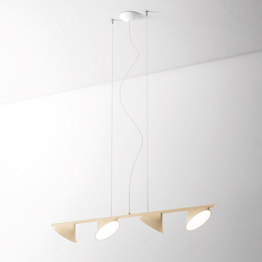 Orchid 4 Pendant Lamp from Axo | Modern Lighting + Decor
