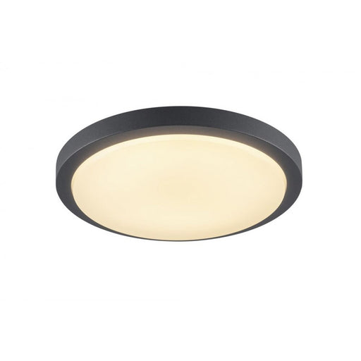 Buy online latest and high quality AINOS LED anthracite, 1-light source Outdoor Ceiling light from SLV Lighting | Modern Lighting + Decor