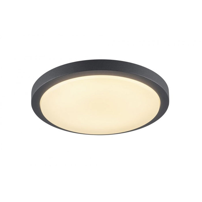Buy online latest and high quality AINOS LED anthracite, 1-light source, Motion sensor Outdoor Ceiling light from SLV Lighting | Modern Lighting + Decor