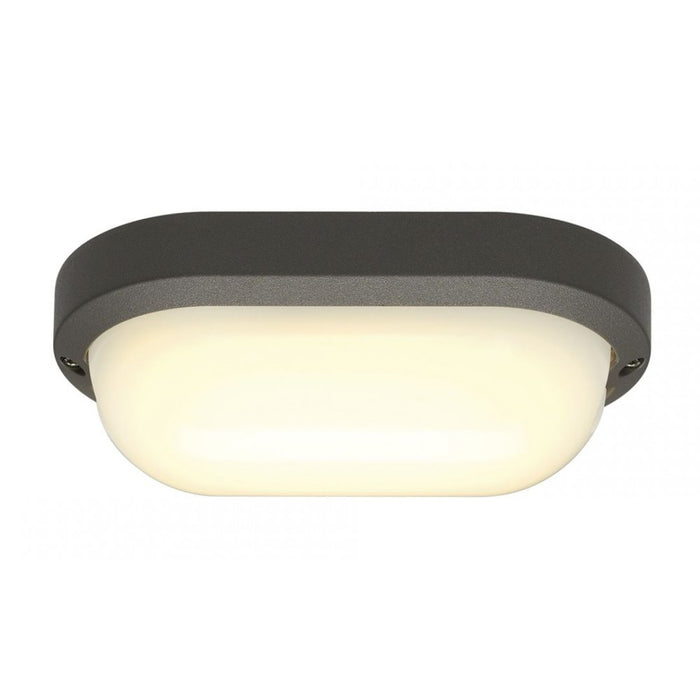 Buy online latest and high quality TERANG LED anthracite, 1-light source Outdoor Ceiling light from SLV Lighting | Modern Lighting + Decor