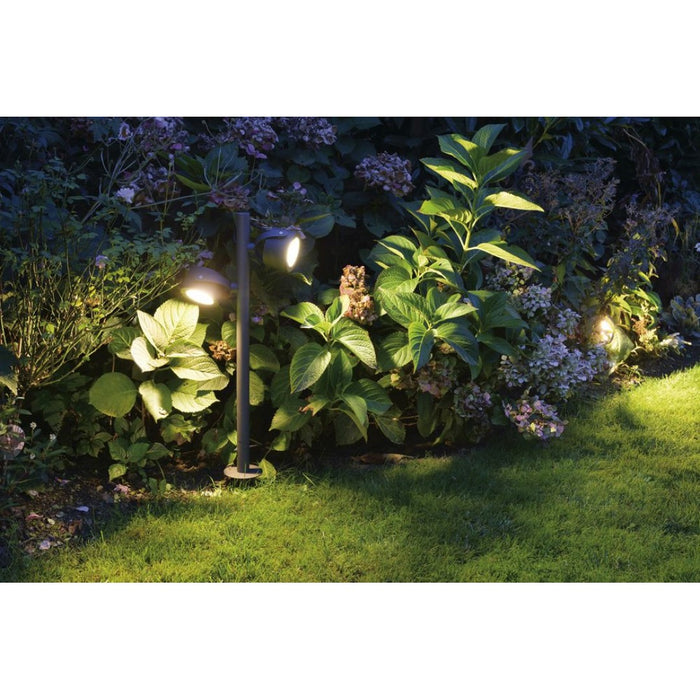 Buy online latest and high quality SITRA anthracite, 2-light sources Outdoor Spotlight from SLV Lighting | Modern Lighting + Decor