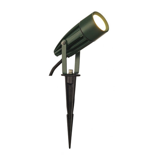SYNA LED green , 1-light source Outdoor Spotlight  | Modern Lighting + Decor