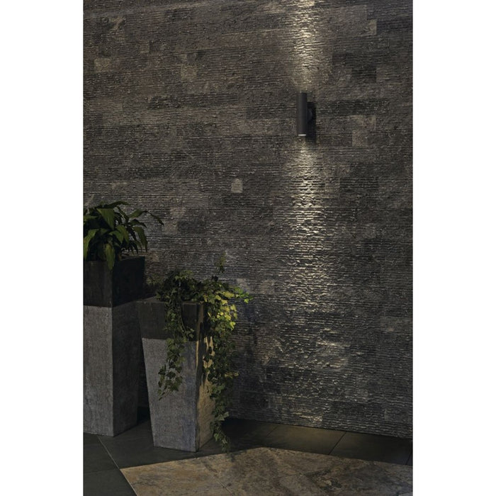 ASTINA anthracite, 2-light sources Outdoor Wall Light  | Modern Lighting + Decor