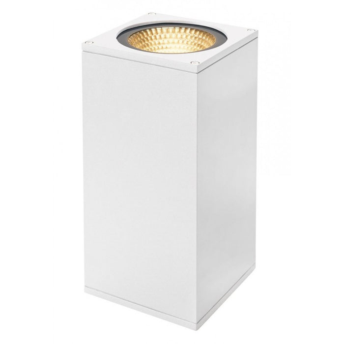 Buy online latest and high quality BIG THEO LED white, 2-light sources Outdoor Wall Light from SLV Lighting | Modern Lighting + Decor