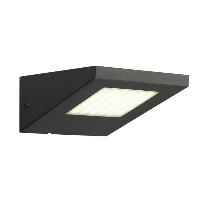 Buy online latest and high quality IPERI LED anthracite, 1-light source Outdoor Wall Light from SLV Lighting | Modern Lighting + Decor