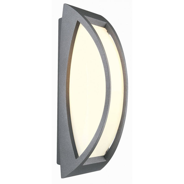 Buy online latest and high quality MERIDIAN anthracite, 1-light source Outdoor Wall Light from SLV Lighting | Modern Lighting + Decor
