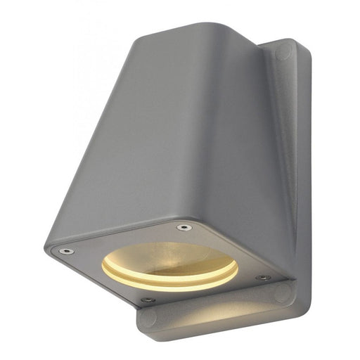 WALLYX grey, silver, 1-light source Outdoor Wall Light  | Modern Lighting + Decor