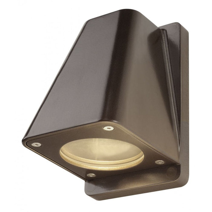 Buy online latest and high quality WALLYX bronze, 1-light source Outdoor Wall Light from SLV Lighting | Modern Lighting + Decor