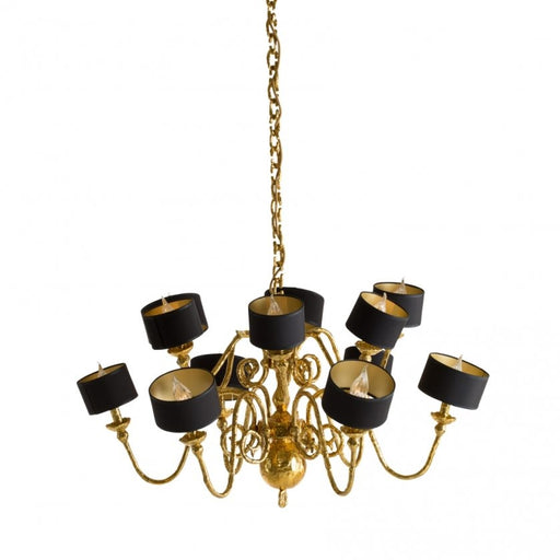 Melting Amsterdam XL Chandelier from Pieter Adam | Modern Lighting + Decor
