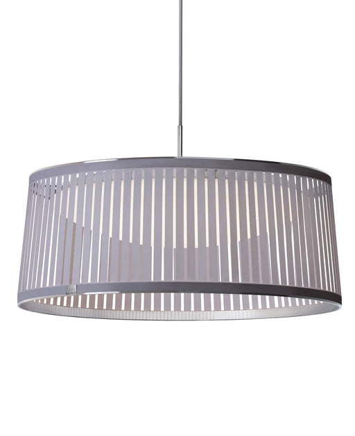 Solis Drum pendant lamp from Pablo Designs | Modern Lighting + Decor