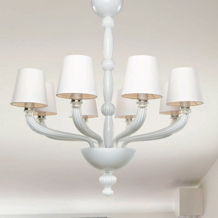 Partecipazio Chandelier from Mazzega 1946 | Modern Lighting + Decor
